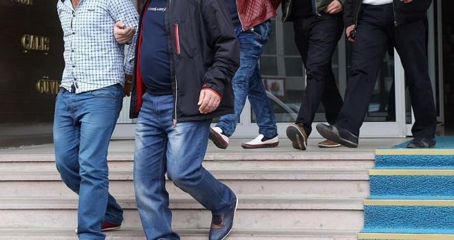Tokat'taki FETÖ soruşturmasında 13 gözaltı kararı