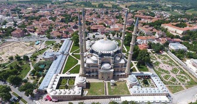 Selimiye Camisi'ne kapsamlı restorasyon