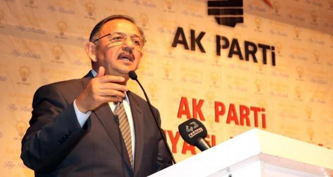 'Mazlumlarının buluşma coğrafyasıdır Anadolu'