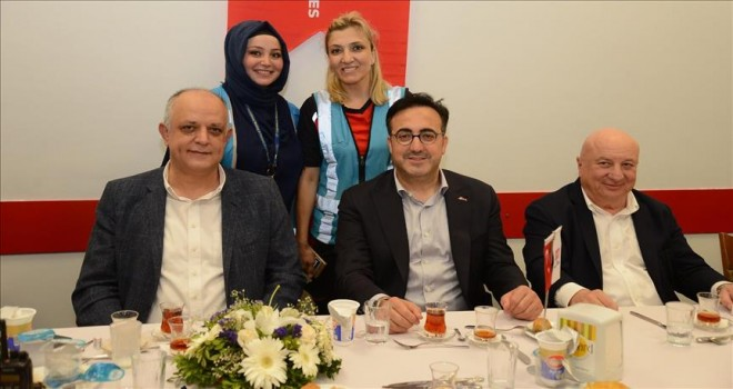 THY ailesi ramazan etkinliklerinde buluştu