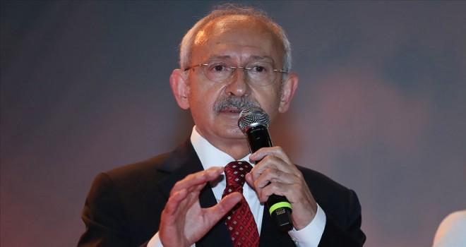 Kılıçdaroğlu: Ayın 23'ünde tatil yok, bir yerlere gitmek yok
