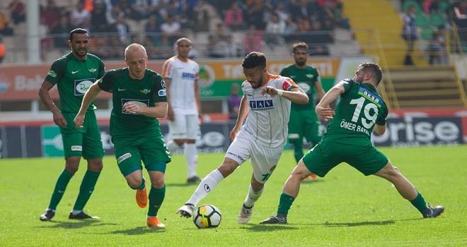 Akhisarspor 4 haftadır kazanamıyor