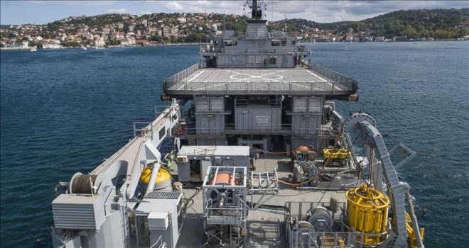 Türkiye'nin deniz altındaki kurtarıcı erleri