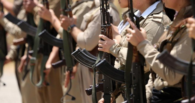 İran Devrim Muhafızları ve İKDP arasında çatışma