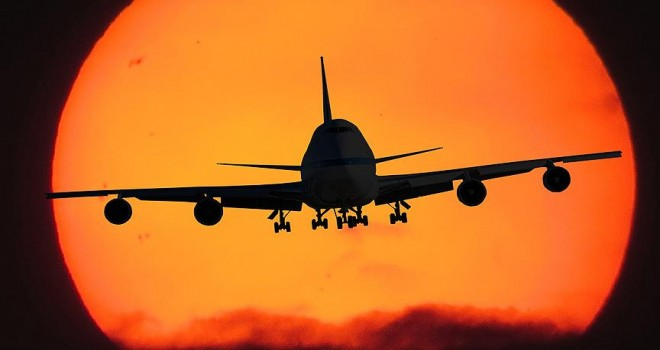 Havayolu yolcu sayısı 2 ayda 28 milyona yaklaştı