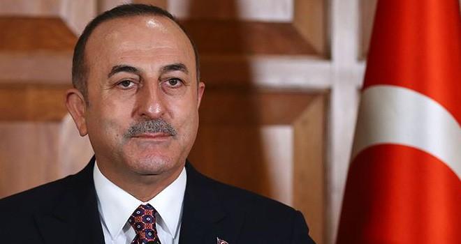 Dışişleri Bakanı Çavuşoğlu: Fırat'ın doğusunda atıldığı söylenen adımlar kozmetik adımlardır