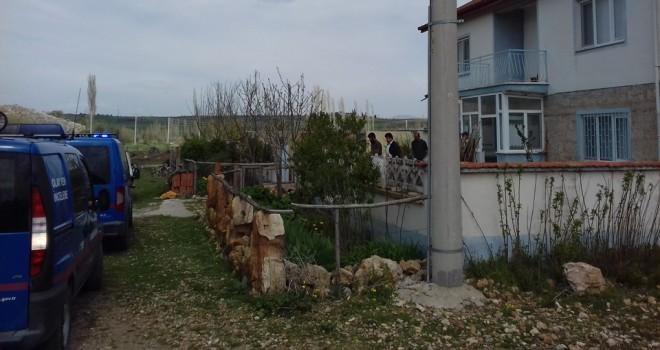 Seydişehir'de hırsızlık