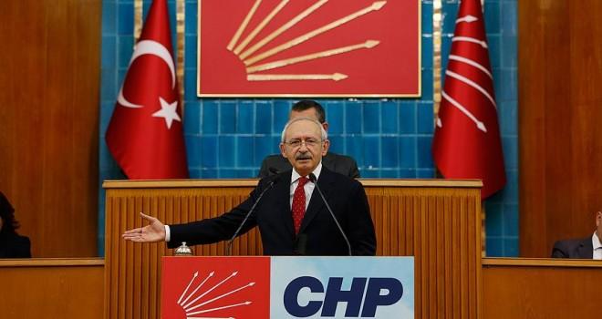 CHP Genel Başkanı Kılıçdaroğlu'ndan şehit ailelerine taziye