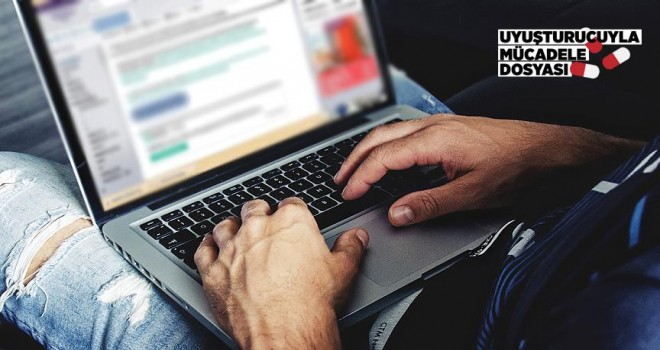 Madde bağımlılığının gizli pazarı 'internet'