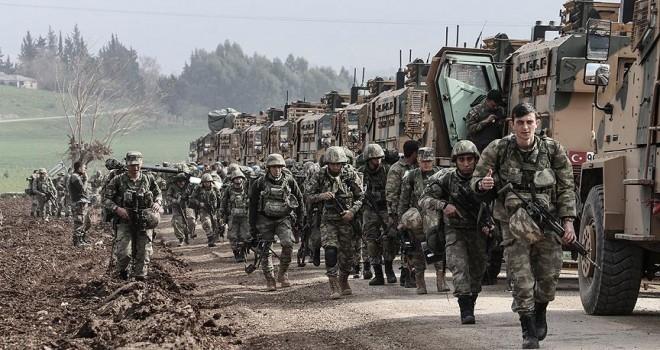 Zeytin Dalı Harekatı'nda 3055 terörist etkisiz hale getirildi