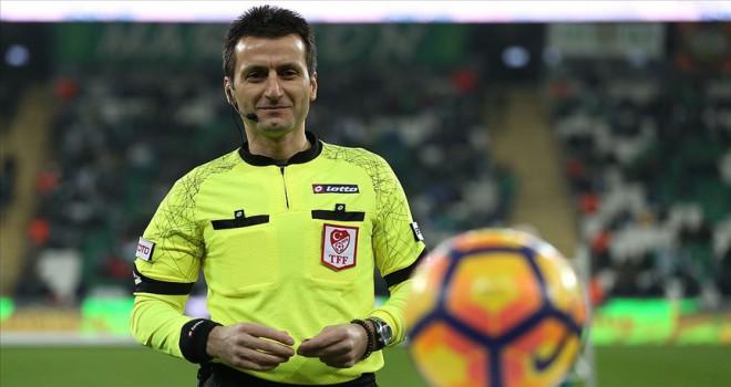 Türkiye Kupası finalini Suat Arslanboğa yönetecek