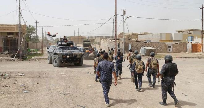 Irak ordusu Diyala'da DEAŞ'a karşı operasyon başlattı