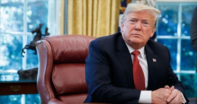Trump'tan İran'a gözdağı