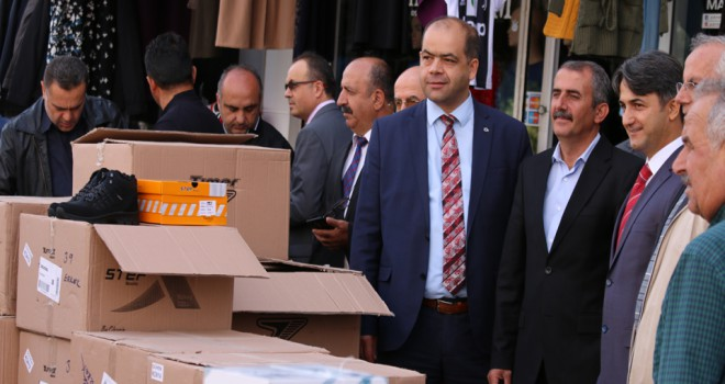 Seydişehir TSO'dan eğitime destek