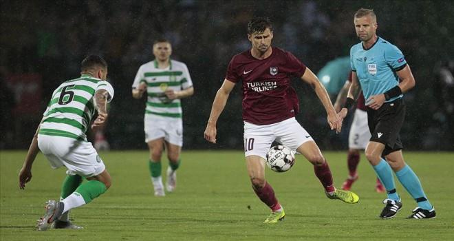 UEFA Şampiyonlar Ligi 1. ön eleme turunda 8 karşılaşma oynandı
