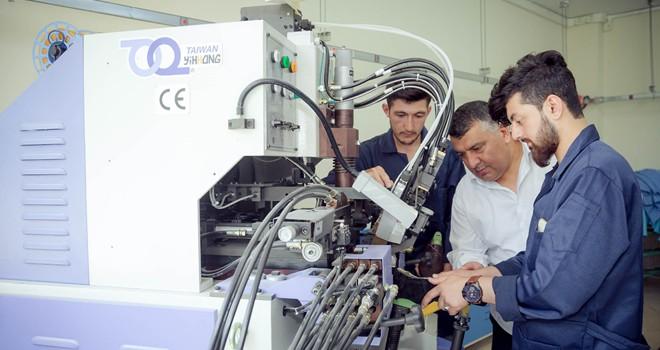 KARSEM'de Mesleki  Eğitim Kursları sürüyor
