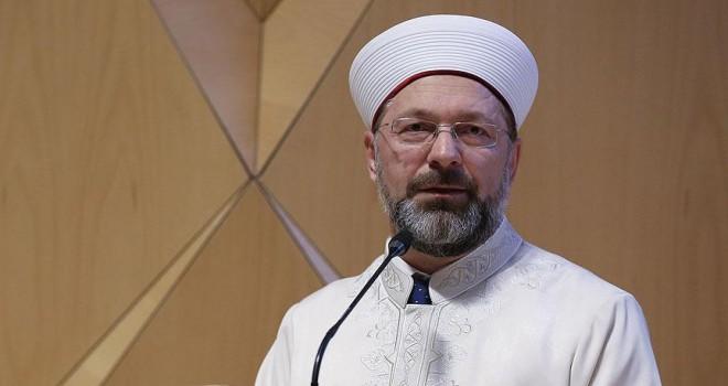 Hepimizin en önemli gayesi İslam'a hizmet etmektir
