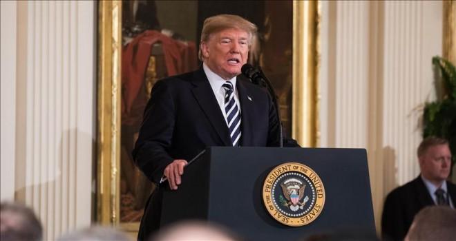 Trump'ın Türkiye hakkındaki kararına tepki