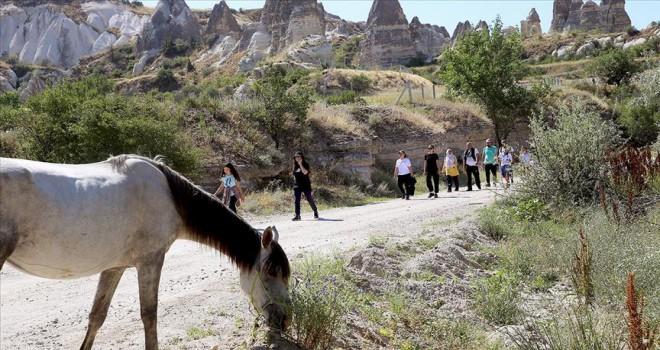 Kapadokya'nın saklı güzellikleri