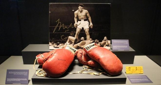 Muhammed Ali'nin ölümünün 2. yıl dönümü