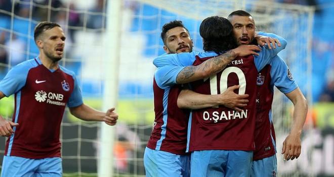 Trabzonspor'da yerli rüzgarı