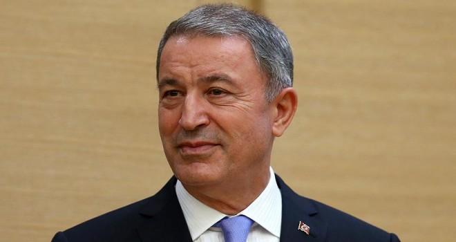 Akar ile ABD Bakanı görüştü