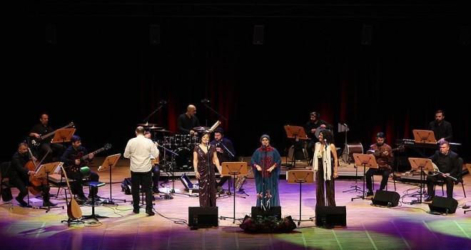 'Şahdeniz' 3 ülkenin müziğini buluşturdu