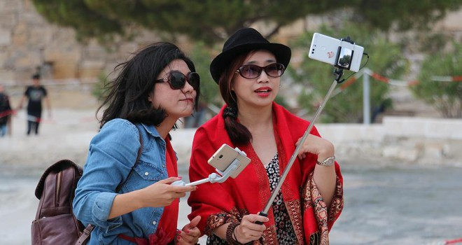 2019'da Çinli turist hedefi 1 milyon