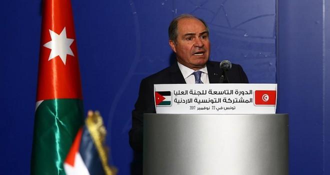 Ürdün Başbakanı istifa ettİ