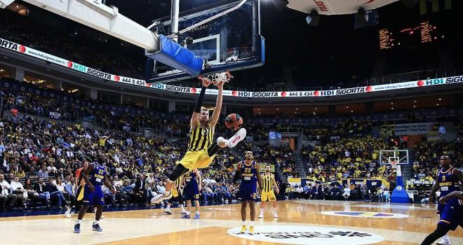 Fenerbahçe potada kazandı