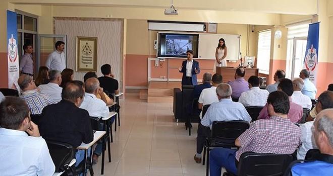 Seydişehir'de  bağımlılık konferansı