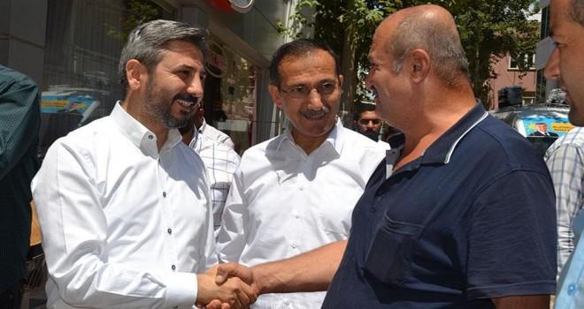 'HDP  PKK'nın yan kuruluşu gibi'