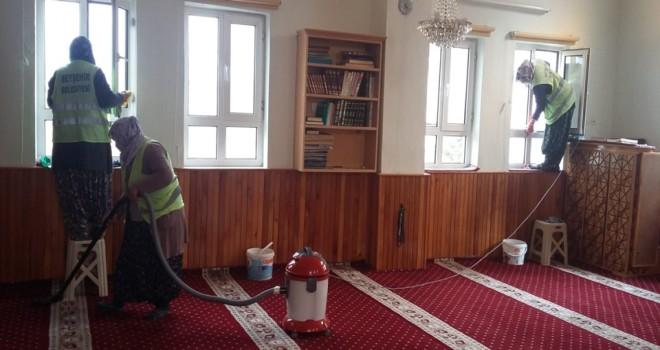Beyşehir'in camileri pırıl pırıl