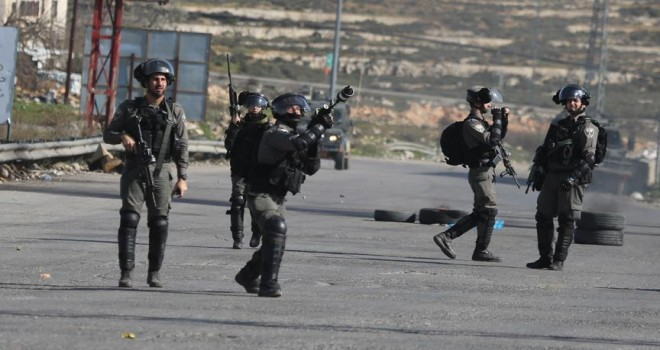 İsrail askerleri Filistinli genci şehit etti