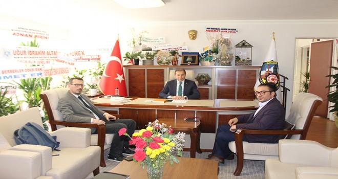 Gazetemizden  Karabacak'a ziyaret