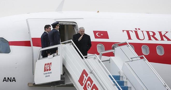 Yarın Azerbaycan'a gidecek