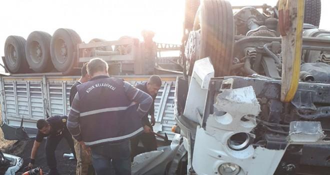 Trafik Kazası :1 ölü