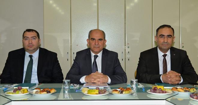 Bölge ASKOM Toplantısı yapıldı