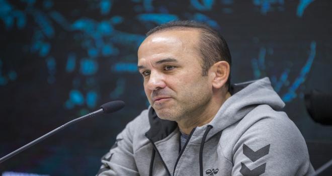 Atiker Konyaspor Teknik Direktörü Özdilek: