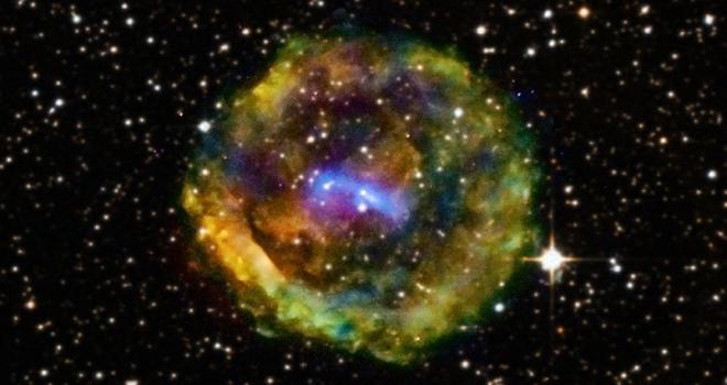 Gök bilimciler ölmeyen yıldız keşfetti