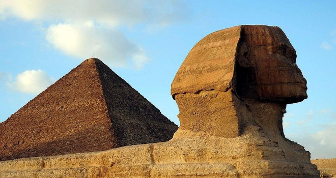 Mısırda gizemli keşif