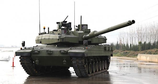 FNSS, Altay tankına talip oldu