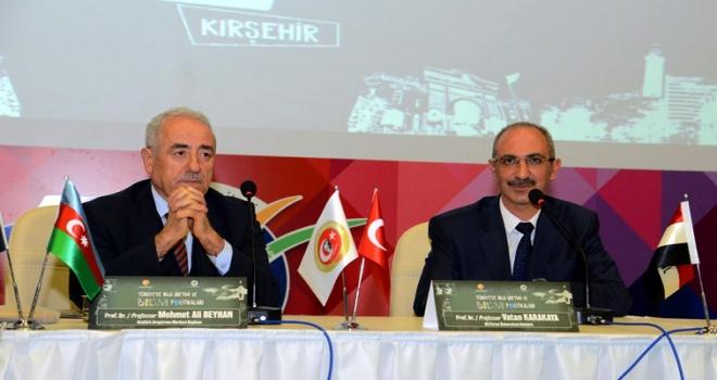 Türkiyede Bilgi Üretimi ve Bilim Politikaları Uluslararası Sempozyumu