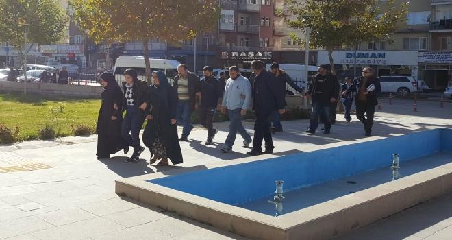 Kırşehirdeki DEAŞ operasyonu