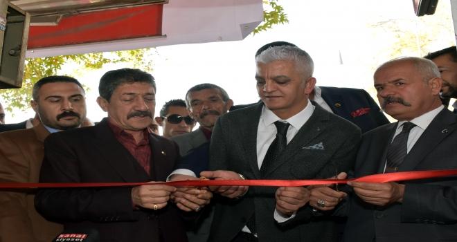 MİSİADın Kırıkkale şubesinin açılışı