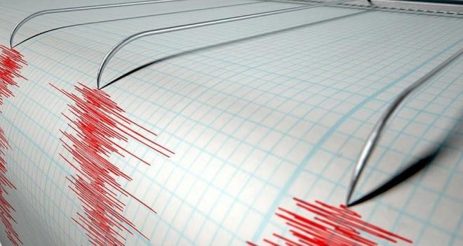 Çinde 6,9 büyüklüğünde deprem