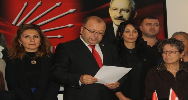 Elikesik, CHP ilçe başkanlığı adaylığını açıkladı