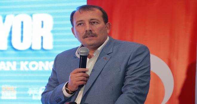 AK Parti Genel Başkan Yardımcısı Karacan: