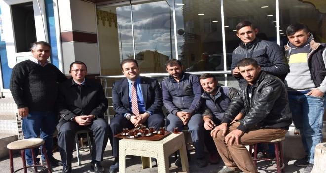 AK Parti Tepebaşı İlçe Başkanı Kaynarca: