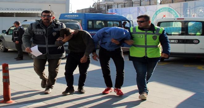 Konyada 18 okul ve 4 iş yerinden hırsızlık iddiası